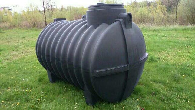 Zbiornik 3000 l deszczówka szambo 3200 l gruby solidny waga 140 kg