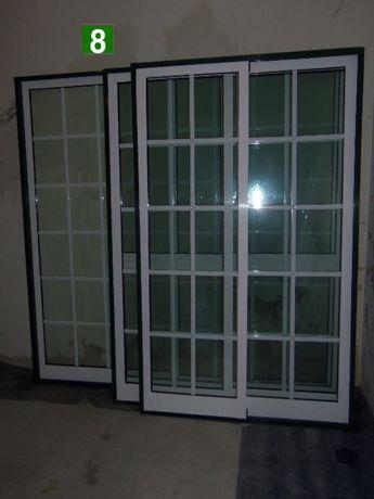 Janelas Aluminio - Porta Aluminio - Varios tamanhos