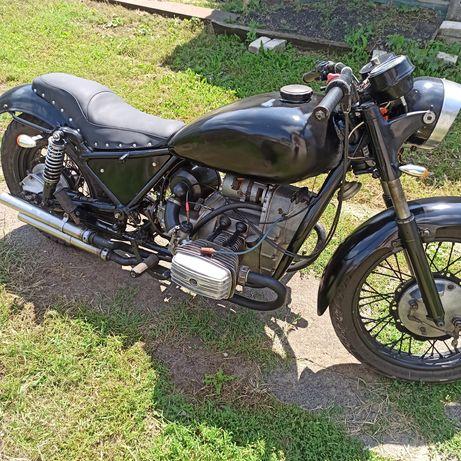 Мотоцикл мт 10-36 (днепр)