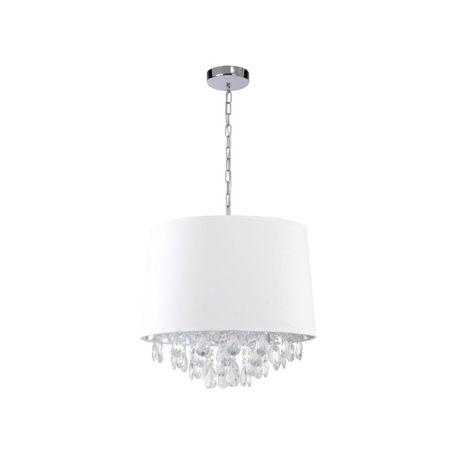 Lampa wisząca Vigo biała E27 Light Prestige