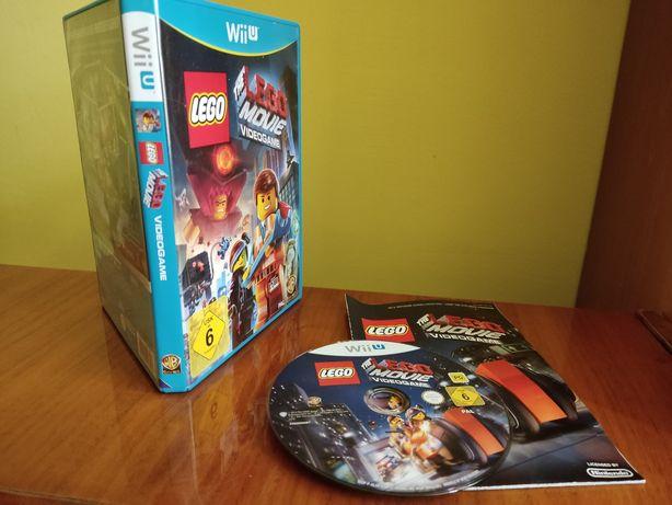 LEGO The Movie Videogame Nintendo Wii u WiiU gra