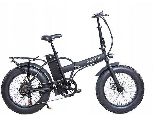 Rower elektryczny Revoe Dirty Vtc 20`
