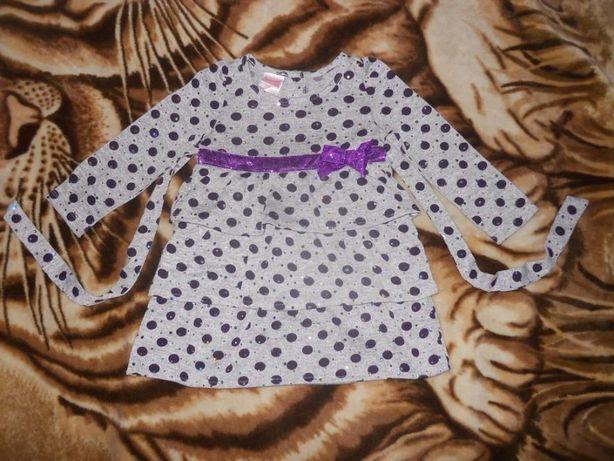Нарядное платье на д.рож. на 1-2-3-4 года Nannette Carters Gymboree Ch