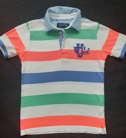 Koszulka polo Mayoral r. 116