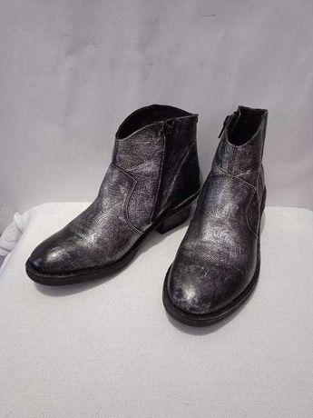 Кожаные ботинки fly london,El Naturalista,Ecco,Trippen,Sorel