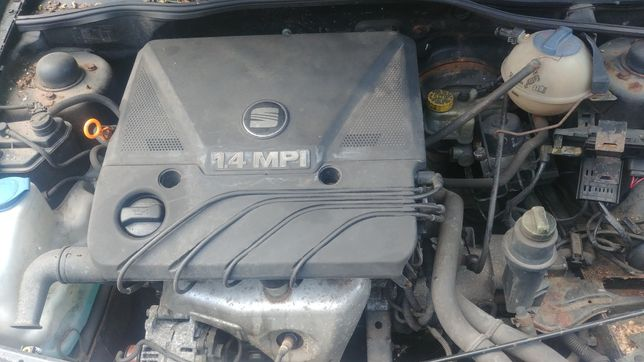 Seat Vw Silnik Skrzynia 1,4 Mpi Kompletny