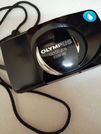Фотоаппарат  плёночный Mju ii .  stylus zoom 140 all-weather japan