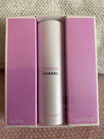 Туалетная вода Chanel Chance Eau Tendre 3*20 мл (оригинал)