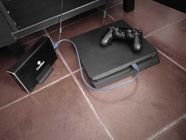 PlayStation 4 Slim 500Gigas