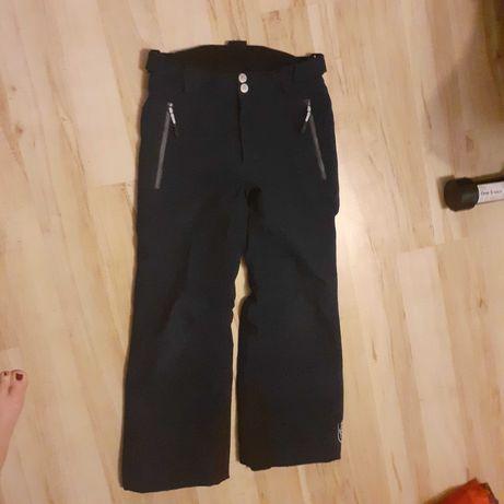 Spodnie zimowe narciarskie 134/140