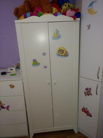 Szafa ubraniowa dziecięca Ikea