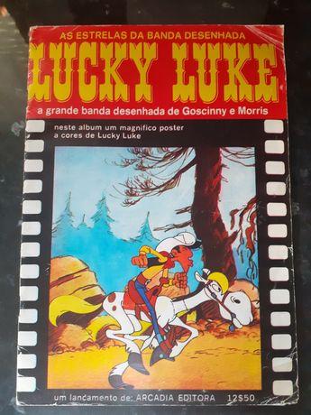 Caderneta Lucky Luke Completa