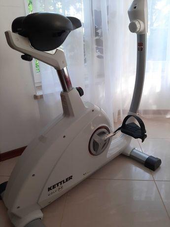 Rower stacjonarny, magnetyczny Kettler Golf M, rehabilitacyjny