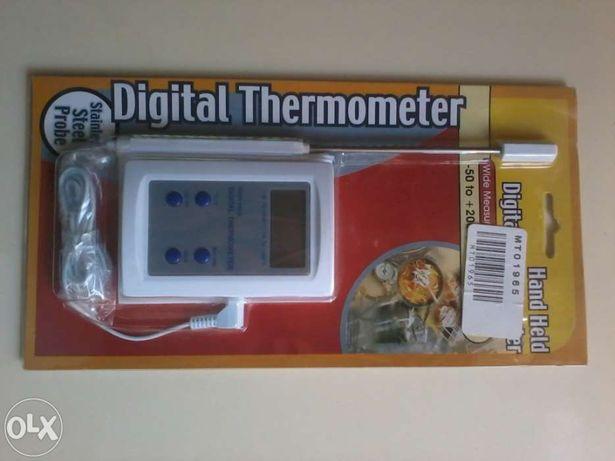 Termòmetro digital p/cozinha