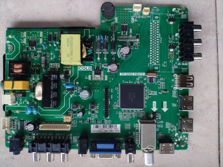 części podzespoły telewizor MANTA 32 CALE LED3204 Zgierz - image 1
