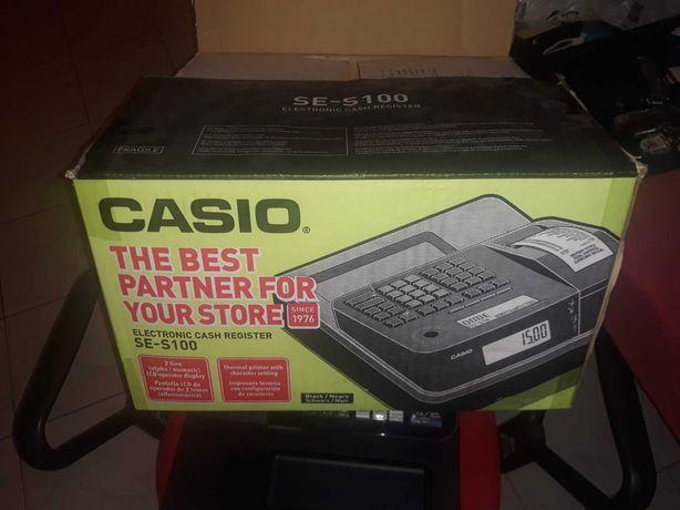 caixa registradora Casio SE-S100