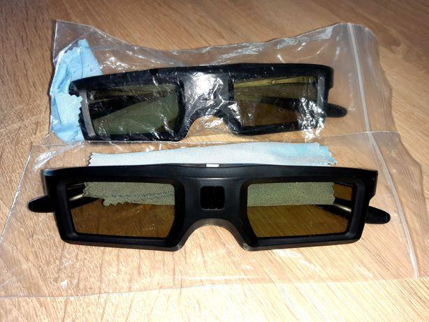 Okulary 3D uniwersalne 2szt