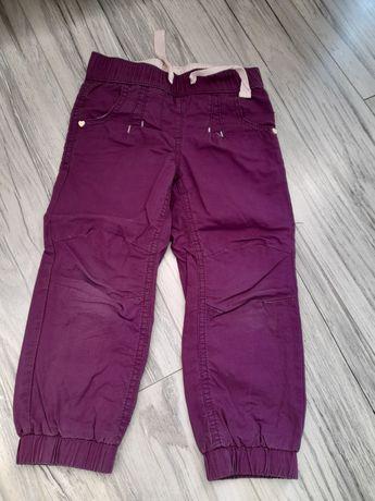 Spodnie z podszewką