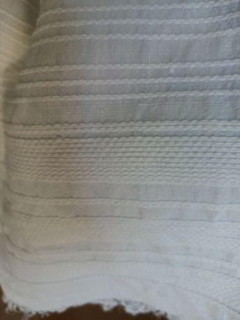 Naperon em linho tecido, 1.14mtX67cm