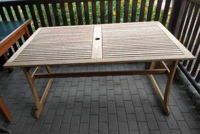 Stół ogrodowy 150 x 89cm