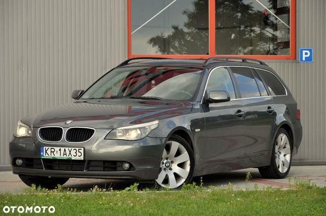 BMW Seria 5 177PS Navi 2x Koła Skóra Xenon 100% Bezwypadkowy...