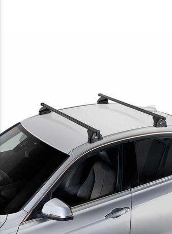 Bagażnik bazowy firmy Cruz do BMW E46