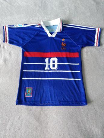 Zinedine Zidane Francja Euro 2000