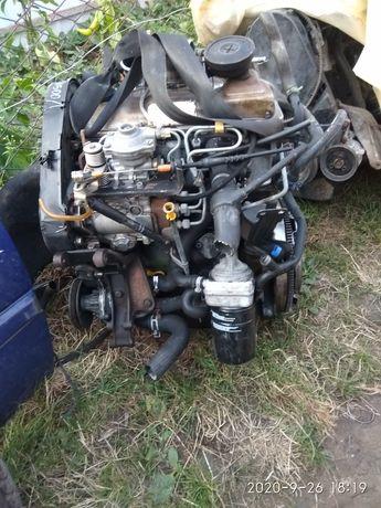 Мотор, двигун AAZ 1.9,1.6 T D Пассат б3, Т2, Т3, Т4 гольф 1.8 abs