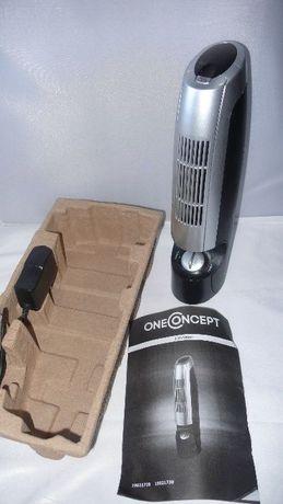 Jonizator One Concept oczyszczacz powietrza dla alergików palaczy