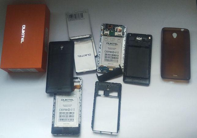 Oukitel k4000 Два телефона на запчасти
