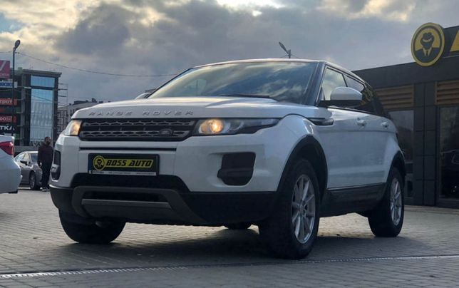 Land Rover Rang Rover Evoque 2015