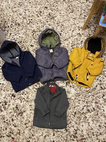 Курточки ветровка на мальчика