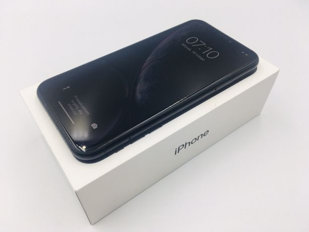 PROMOCJA • iPhone XR Space Gray 64GB • GWAR 03.2019 MSC • AppleCentrum