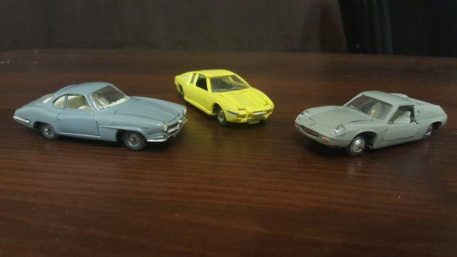 Alfa-Romeo, МАТРА, Mebetoys машинки коллекционные