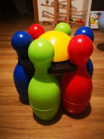 Duże kręgle dla dzieci