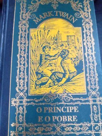 O Principe e o Pobre de Mark Twain, portes grátis