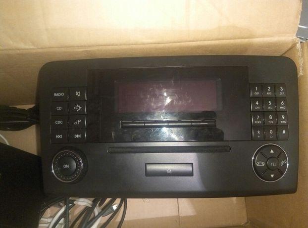 Автомагнитола Mercedes MF2510 CD