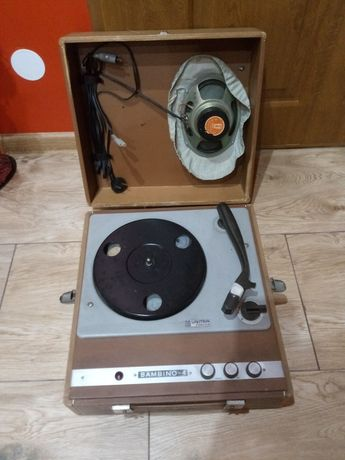 Gramofon Unitra Fonica BAMBINO 4