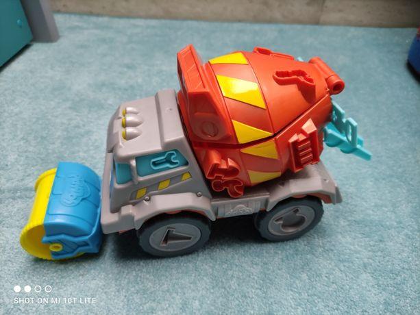 Play-Doh betoniarka