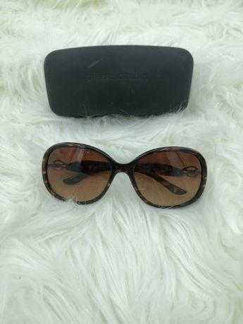 Pierre Cardin Okulary Przeciwsłoneczne Z Cyrkonią