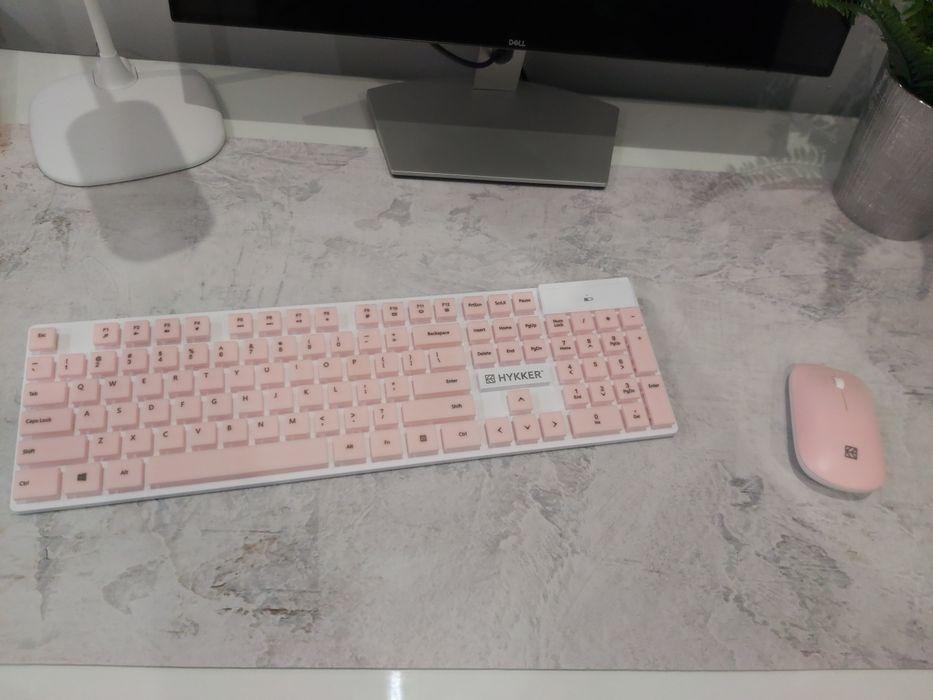Bezprzewodowa klawiatura z myszką Kozienice - image 1