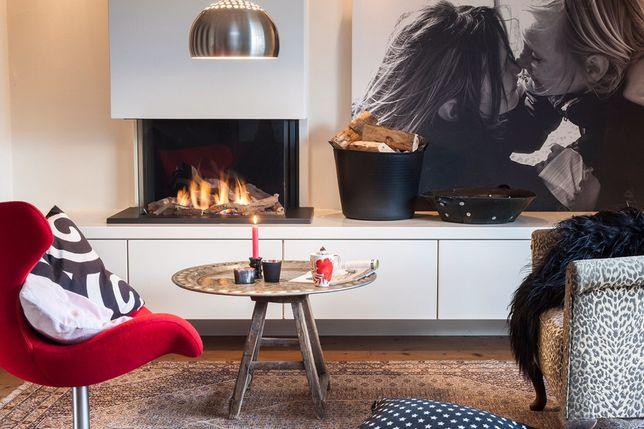 Okazja!!! Piękny kominek gazowy Faber Triple Smart M plus gratis