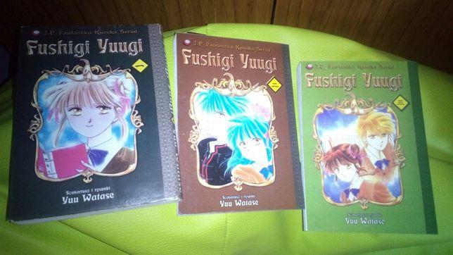 Fushigi Yuugi - promocja!!!