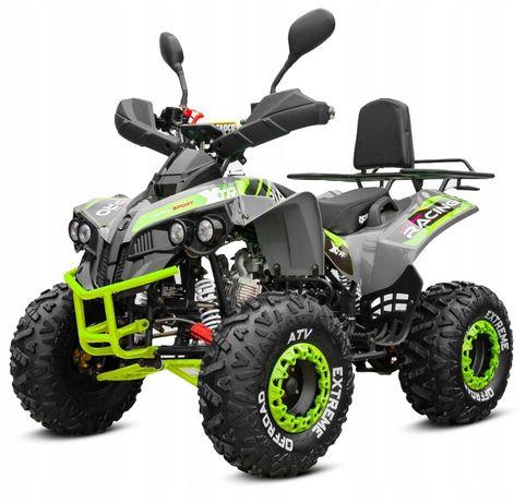 QUAD Varia XTR 008 PRO+ 125 cc Raty Transport