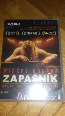 Zapaśnik - film DVD, folia, lektor