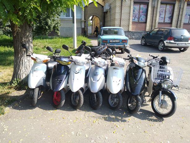 Продам скутера без пробігу по Україні