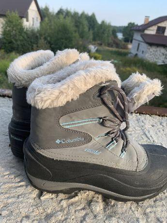 Оригинальные сапоги/ботинки Columbia