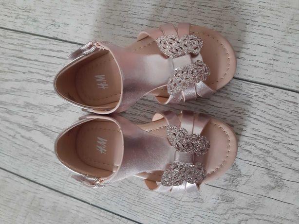 Sandałki H&M