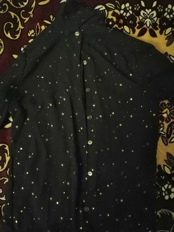Продам шифоновую блузку