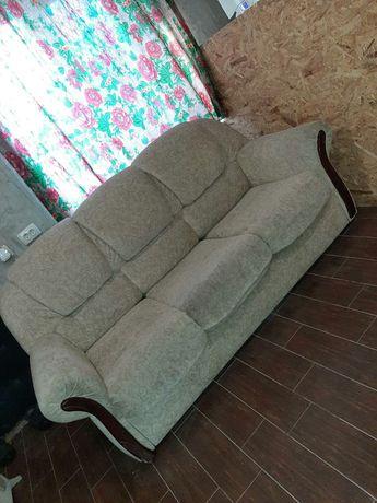 Диван книжка + 2 кресла